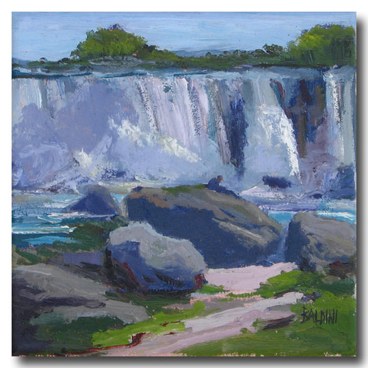 Plein Air Art Workshops Niagara Falls Canada Call 800 393